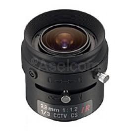 TAMRON lens 13FM28IR 2.2mm F:1.2