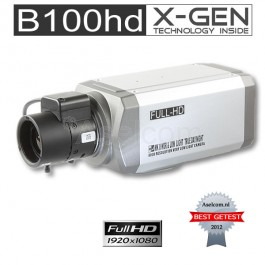 X-GEN B100HD Full-HD Box Bewakingscamera