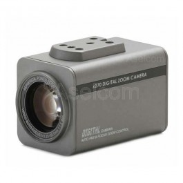 EverFocus EQ2700 27x motorzoom bewakingscamera
