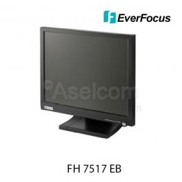 Everfocus FH 7517EB bewakingscamera monitor