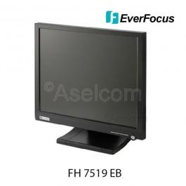 Everfocus FH 7519EB beveiligingscamera monitor