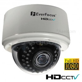 EverFocus EDH5240 Full-HD dome beveiligingscamera