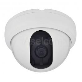 X-GEN D90 witte dome beveiligingscamera voor perfect nachtzicht