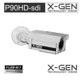 Full-HD bewakingscamera met X-GEN techniek