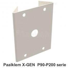 X-GEN Bewakingscamera mastbeugel voor P90 en P200 serie