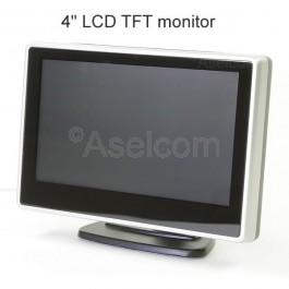 """Kleine 4"""" Lcd monitor"""