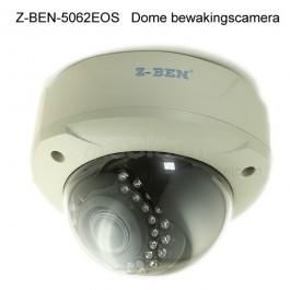 Z-BEN 5062EOS dome bewakingscamera met infrarood LED's