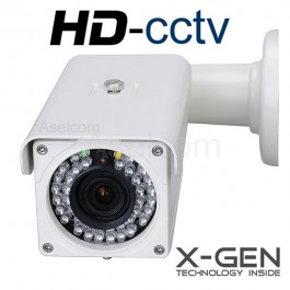 X-GEN IP 3.0MP Full-HD bewakingscamera