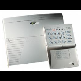 Texecom Veritas R8 alarm centrale en bedienpaneel
