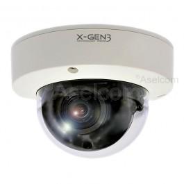 X-EVD150 X-GEN Dome beveiligingscamera