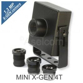 Mini bewakingscamera 1.3MP HD beeld