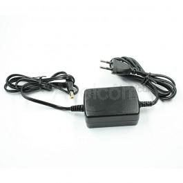 12Volt dc 1.2A lichtnet adapter met netsnoer