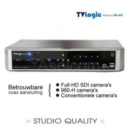 TVLogic bewakingscamera recorder 4c