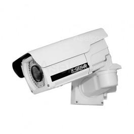 Bewakingscamera met 100mtr zicht X-GEN HD-TVI techniek