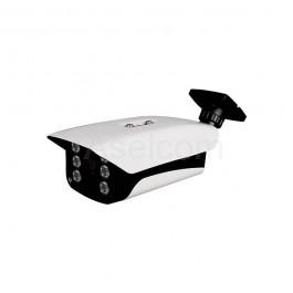 Bewakingscamera voor buiten met Power IR LED's 16mm Telelens
