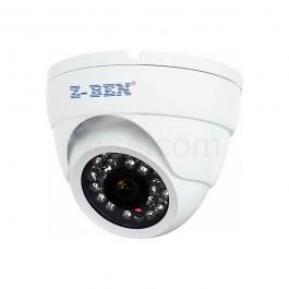 Dome HD-AHD bewakingscamera met 30 IR LED's