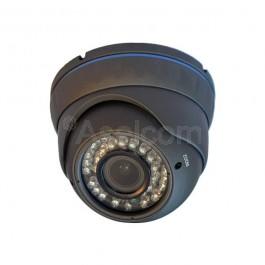 Dome camera slagvast voor buiten met 36 krachtige IR LED's