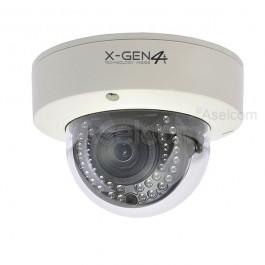 X-GEN EVD150T dome beveiligingscamera vandaalwerend