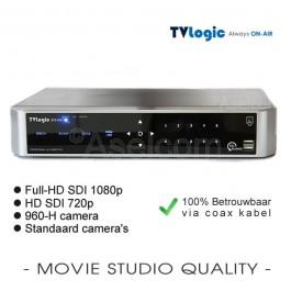 TVLogic Hybride recorder vrt08l