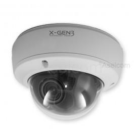 X-GEN VD90 Dome bewakingscamera met nachtzicht en IR LEDs zijn overbodig.