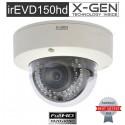 X-GEN irED150HD Full-HD Dome camera