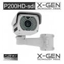 X-GEN P200/HD-SDI Full-HD Bewakingscamera