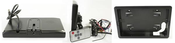 """7"""" kleine lcd inbouw monitor"""