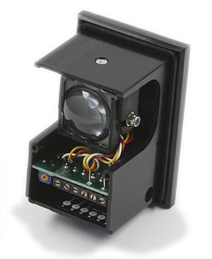 Compacte IR lichtstraal detector tot 60mtr.