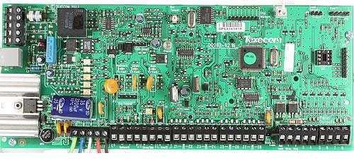 Texecom Premier 832 print