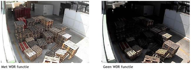 WDR functie