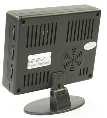 """Kleine 3"""" lcd monitor"""
