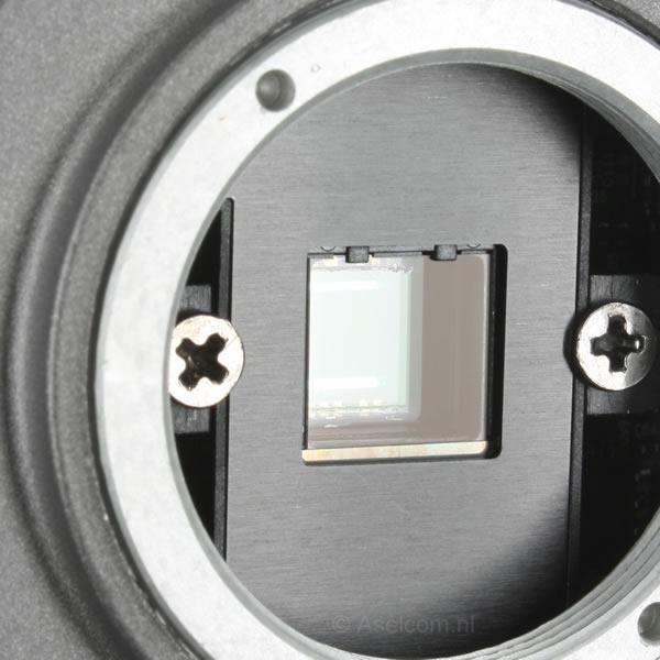 X-GEN camera met en zonder infrarood filter