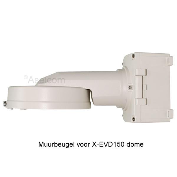 Muurbeugel voor X-GEN camera X-EVD150