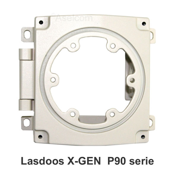 Lasdoos met scharnier voor X-GEN P90