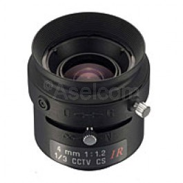 TAMRON lens 13FM04IR 4.0mm. F:1.2