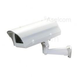 Transpac TPH5500 buiten behuizing voor beveiligingscamera met telelens
