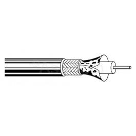 H125 verliesarme 75-Ohm coaxkabel