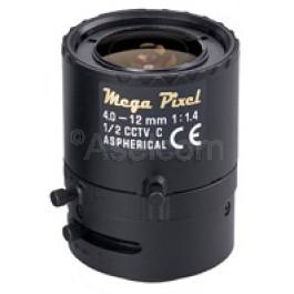 Tamron M12VM412 Bewakingscamera lens F1.4 lens 4-12mm