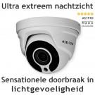 Ultra Extreem lichtgevoelige bewakingscamera AS191D