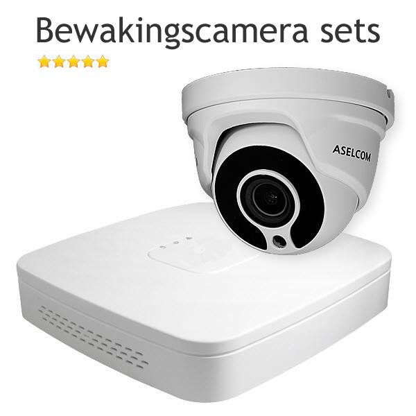 Bewakingscamera sets