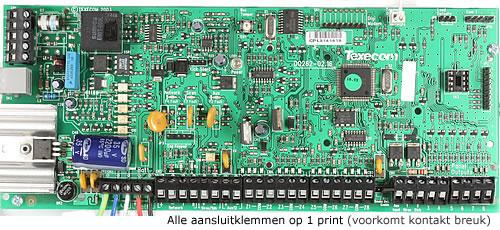 Texecom Premier 816pcb