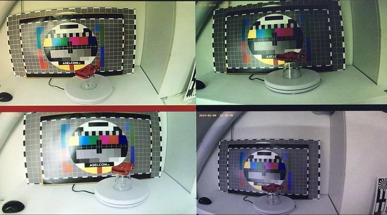 Aselcom AS191 Lichtgevoeligheid test